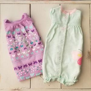 Clothes Bundle - Girl's 3M - 2-pc